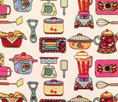 Caderno de Receitas com costura etíope